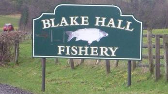 blake hall sign